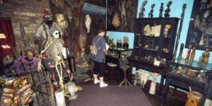 Berita Misteri - MUSEUM VOODO (AMERIKA SERIKAT)