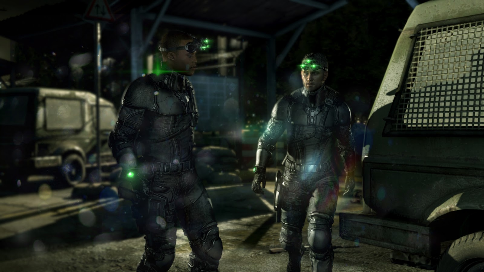 Tom Clancy's Splinter Cell: Blacklist screenshot