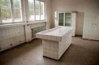 Sala médica Sachsenhausen