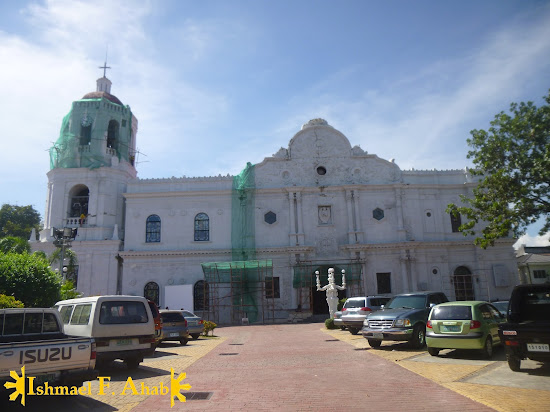 Cebu Metropolitan Cathedral Damaged by Bohol Earthquake