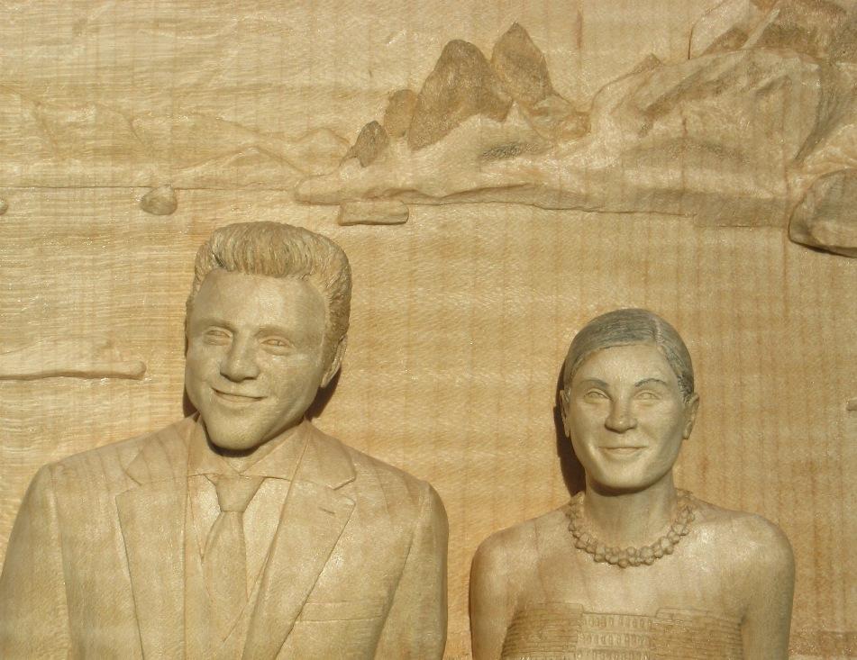 einzigartige schnitzereien igor pesocki skulptur im