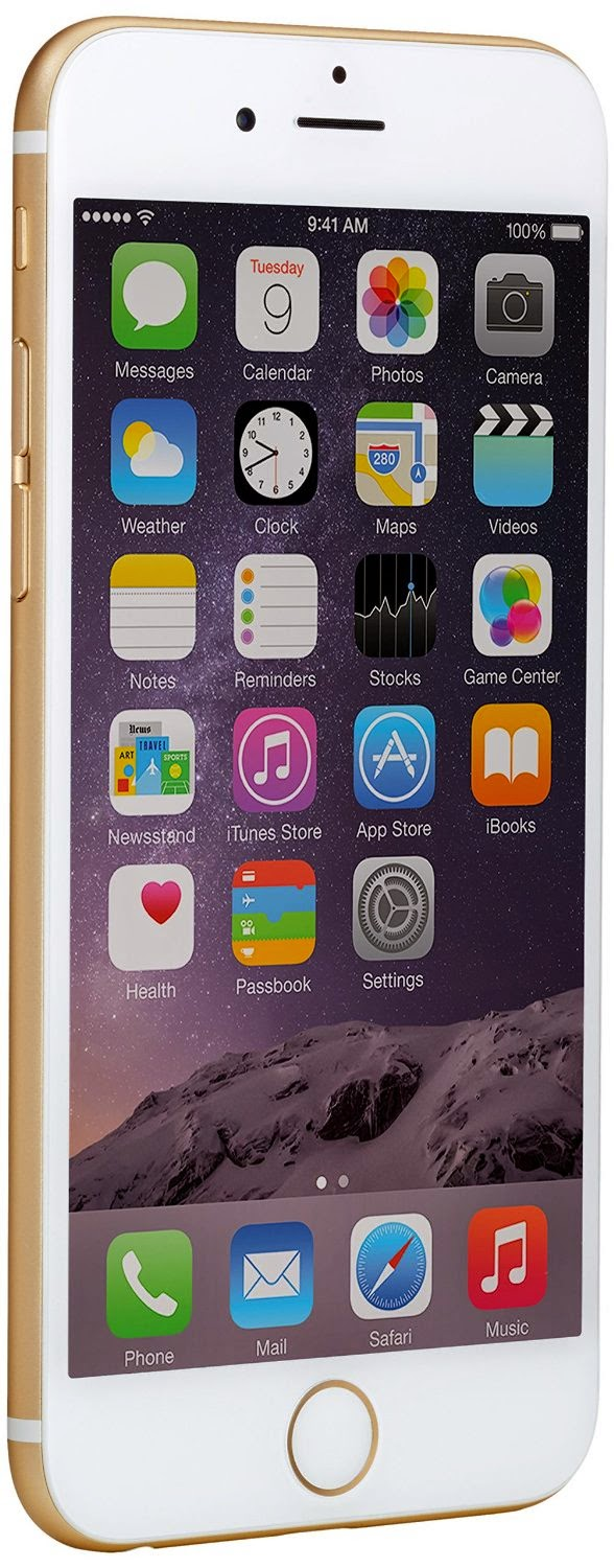 Apple iPhone 6s Unlocked Cellphone - Stronger glass, Live Photos, fast processor and rose gold!