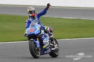 MotoGP 2017: Rossi Nyatakan Vinales Bakal Jadi Sumber Masalah