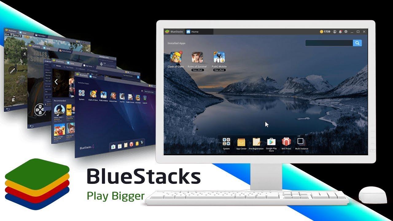 BlueStacks 4 0 2019 download 32 bit e 64 bit - Moz Fresco