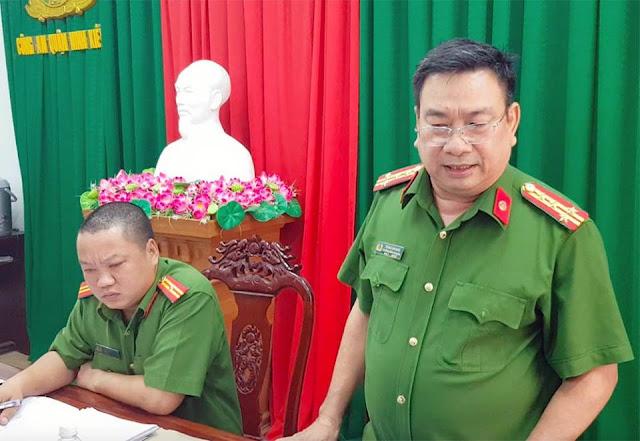 Đại tá Trần Văn Sáu, Trưởng Công an quận Ninh Kiều