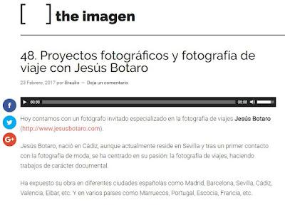http://www.theimagen.com/podcast/48-proyectos-fotograficos-fotografia-viaje-jesus-botaro/