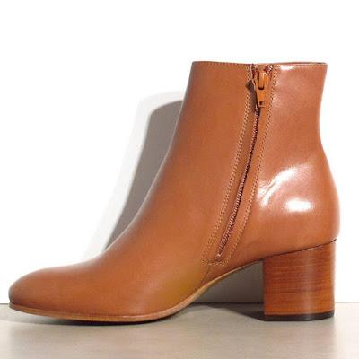 Boots camel Rivecour