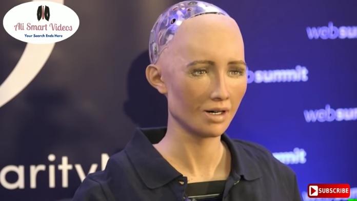 Sophia, il robot umanoide che ama l'Unicorno - Video
