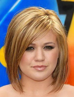 gambar potongan rambut untuk orang gemuk