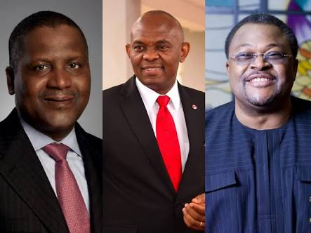 For Elumelu, Dangote, Otedola, Danjuma, charity begins at home - Report