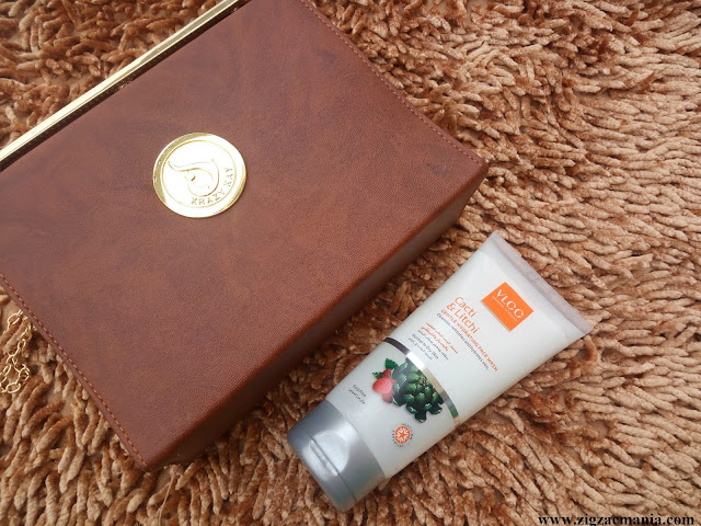 VLCC Cacti & Litchi Gentle Hydrating Face Wash Review