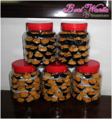 Resepi Cornflakes Madu Rangup & Sedap. Cara buat konflake madu best lemak berkrim