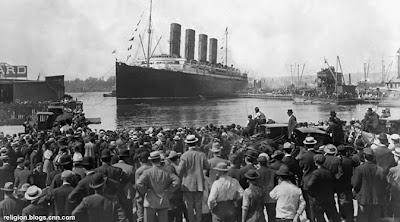 Kisah Kesombongan Titanic, Kapal Abadi di Dasar Samudera