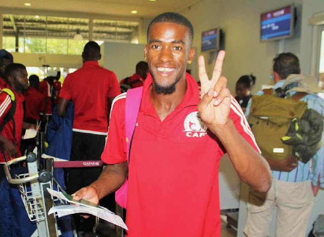 Teberius Lombard Left Lusaka Dynamos Club For Turkey