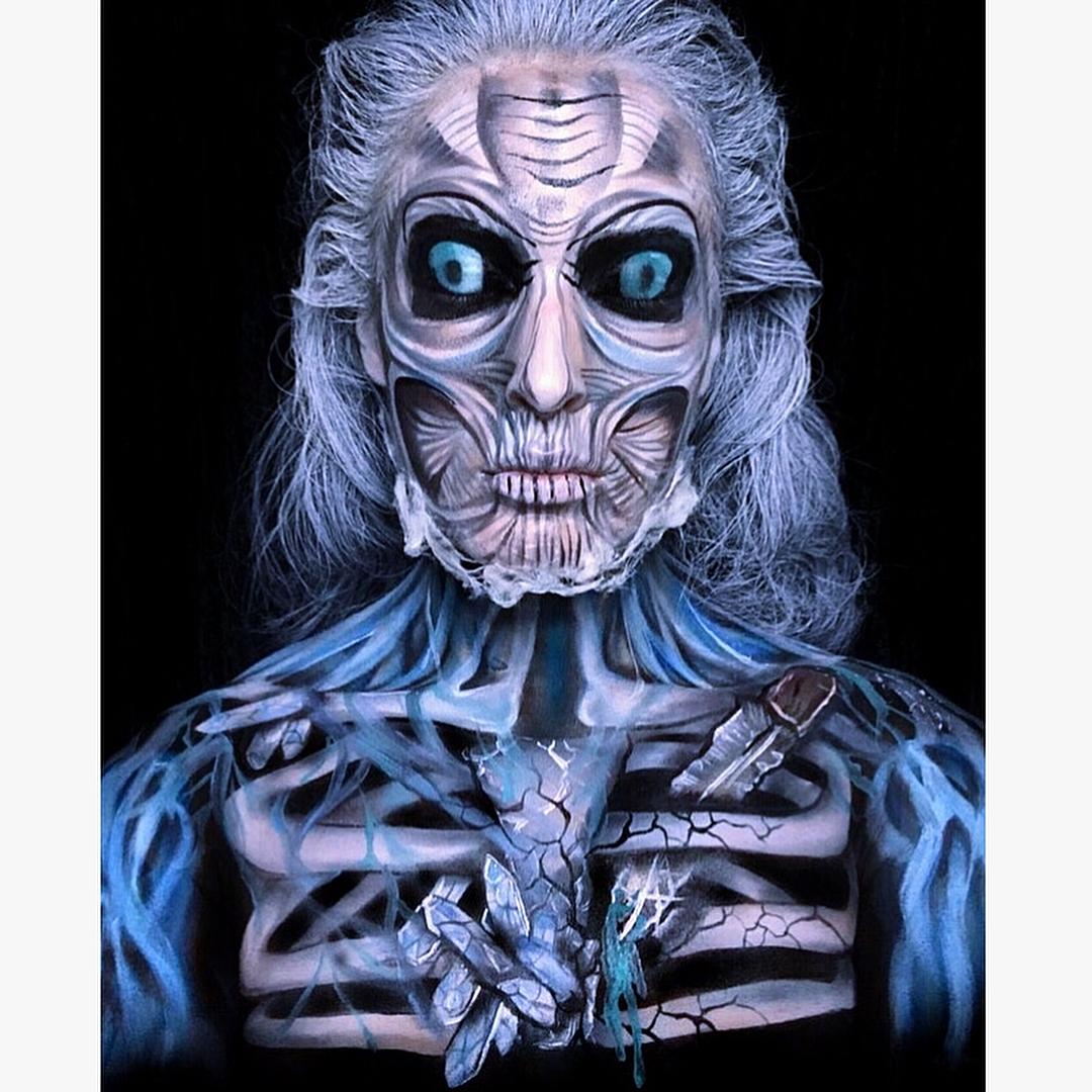 05-Death-Of-The-White-Walker-Game-of-Thrones-Samantha-Helen-Face-and-Body-Painter-Able-to-Transform-www-designstack-co