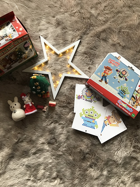 Christmas Sylvanian Families and Toystory Aquabeads - Christmas Gift Guides - Christmas 2016 - Emma in Bromley