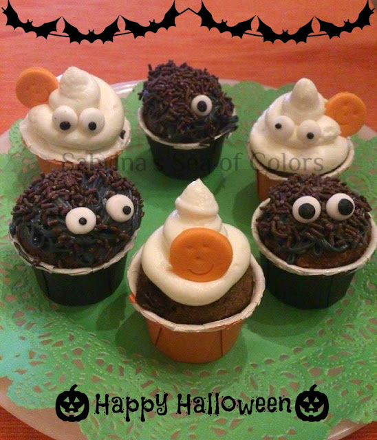 Halloween_Cupcakes_Receta_y_decoración