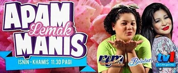 Sinopsis Apam Lemak Manis drama TV1, gambar Apam Lemak Manis, pelakon Apam Lemak Manis, OST Apam Lemak Manis – Hello - Stacy