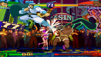 Download Street Fighter Zero 3 - Double Upper Japan Game PSP for Android - www.pollogames.com
