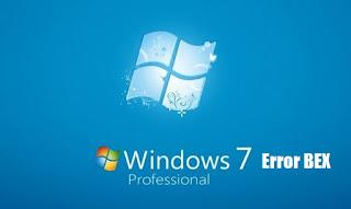 Solusi Mengatasi Aplikasi Yang Error / Berhenti sendiri Pada Windows 7