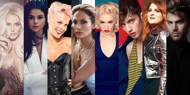 Estreno: Hands - Britney Spears, Selena Gomez, Pink, Gwen Stefani, entre otros