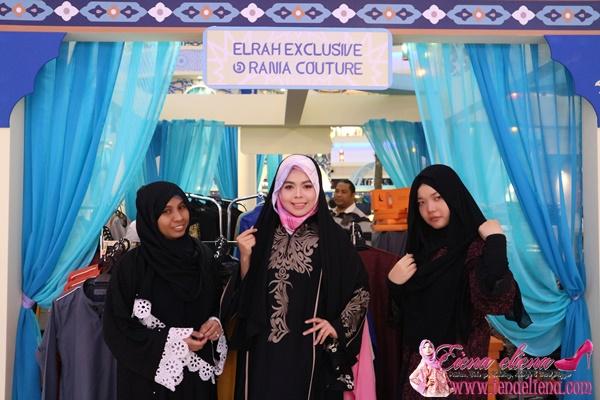 koleksi abaya dari rania couture