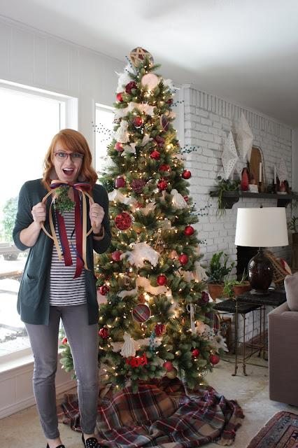 My Home Style: Christmas Tree Edition   House Homemade