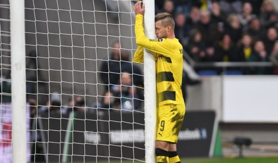 Just three weeks ago Dortmund were leading Bayern by five points and now three games on, BVB are three points behind