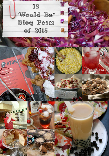 "15 ""Would Be"" Blog Posts of 2015"