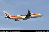 Airbus A340 / EC-GJT