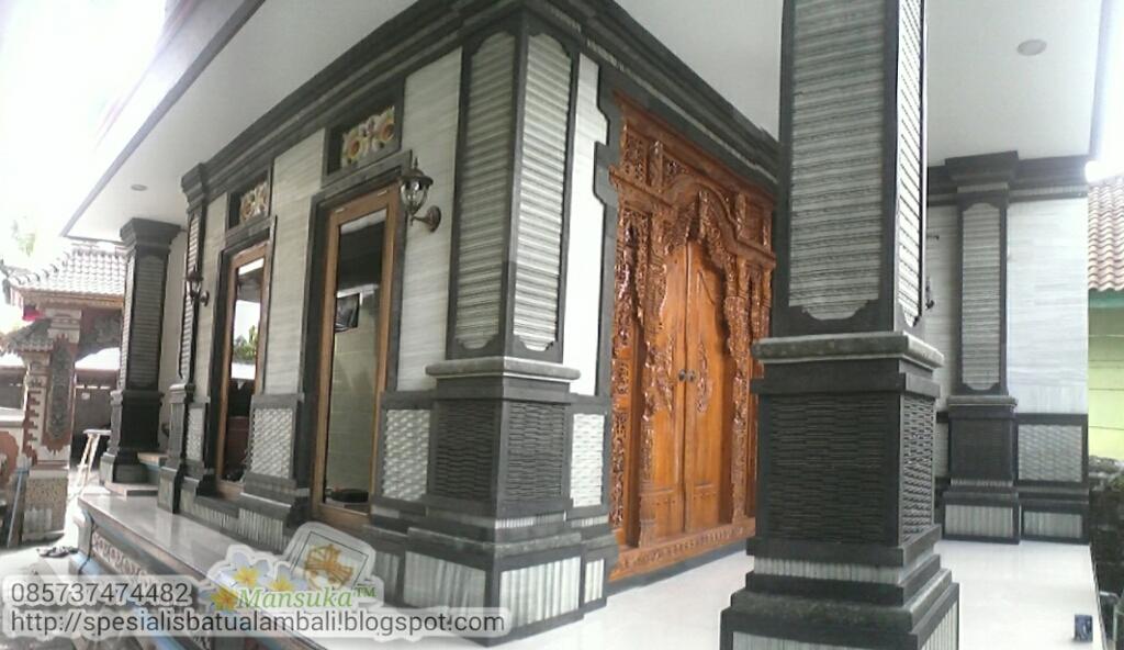 550 Koleksi Gambar Rumah Paduan Batu Alam HD Terbaru