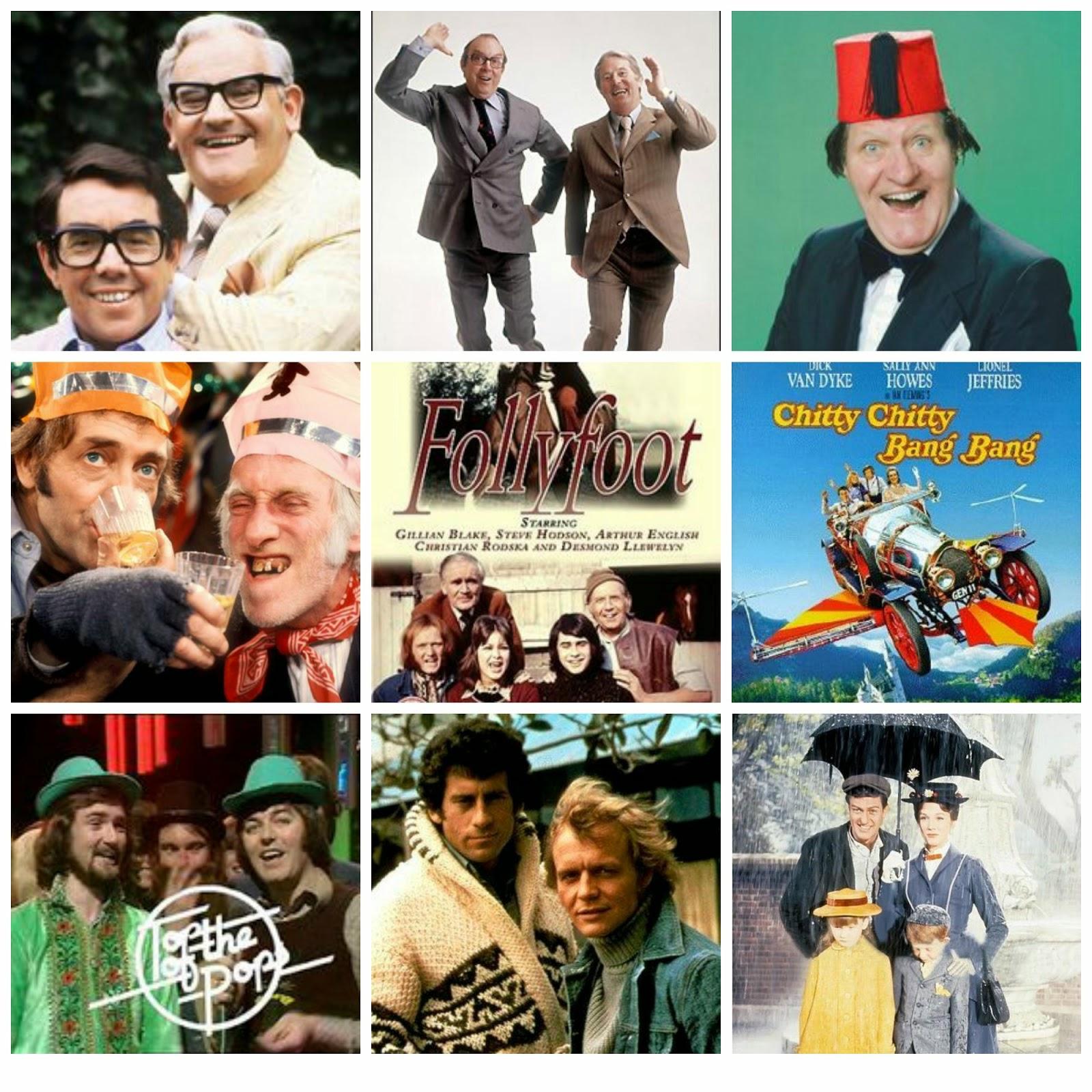 Seventies television programs