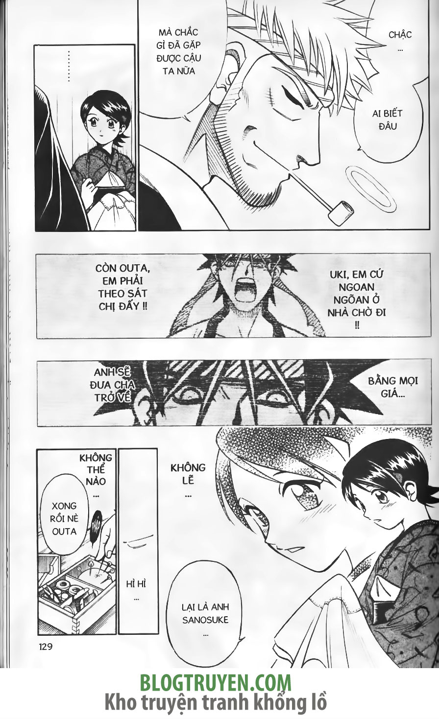Rurouni Kenshin chap 234 trang 17