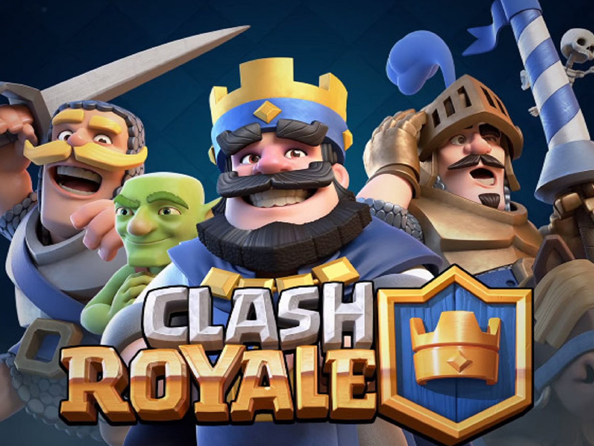 Be Gamer Plus Clash Royale