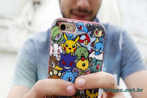 Veja quanto de seus dados móveis Pokémon Go consome