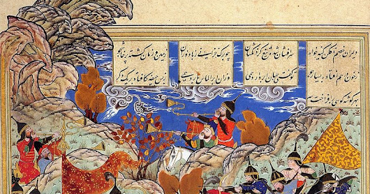 Behzad -- The Persian Painter Who Changed The Indian Art World