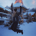 Αντωνία Καλλιμούκου: Έκανε Πρωτοχρονιά στο χωριό του Άι Βασίλη! (videos+photos)