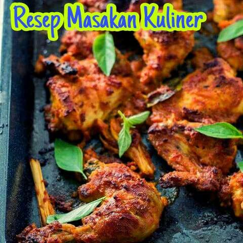 Ayam Bakar Bumbu Rujak , resep ayam bakar bumbu rujak,