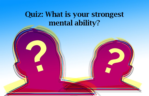 Quiz - What is your strongest mental ability?