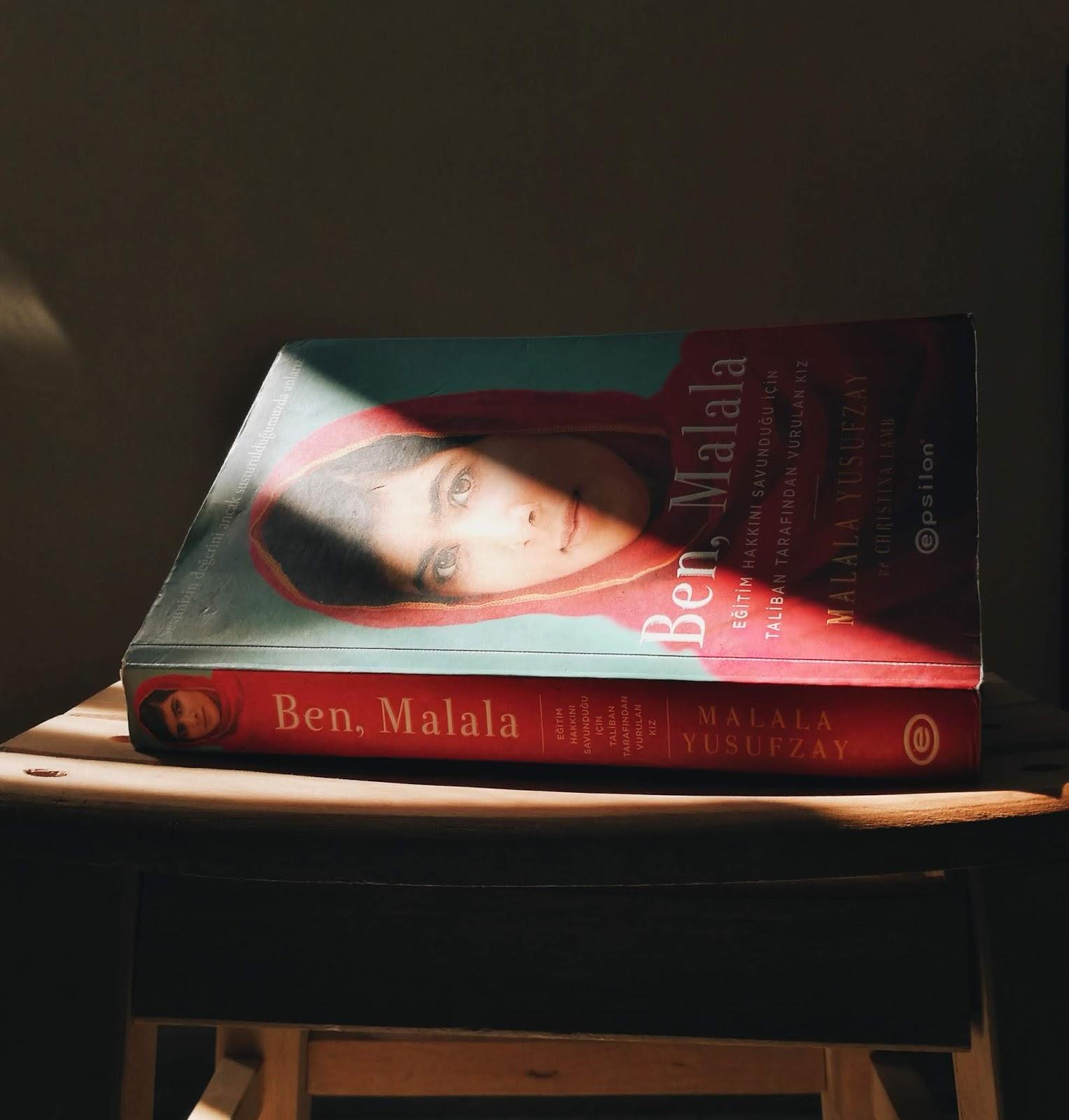 Ben Malala Kitap Yorumu, Taliban Tarafından Vurulan Kız