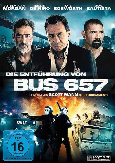 HEIST OR BUS 657 ด่วนอันตราย 657