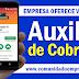 AUXILIAR DE COBRANÇA, 02 VAGAS PARA EMPRESA DE TELECOMUNICAÇÕES