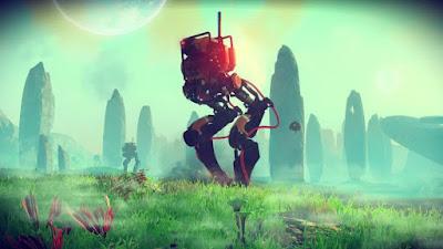 העדכון של No Man's Sky הגיע ל-PC וה-PS4, בואו להתעדכן בנושא