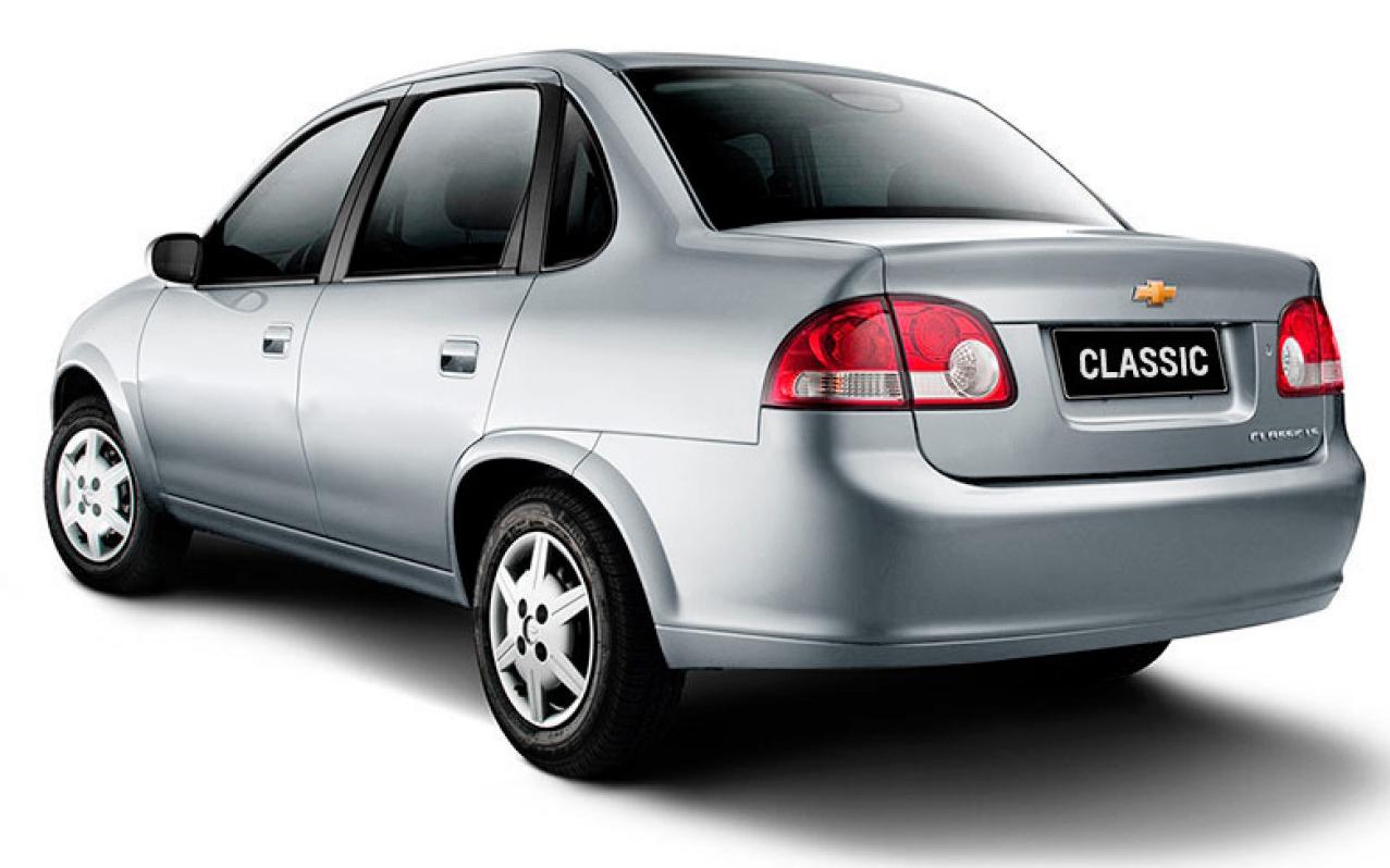 Chevrolet Classic 2015 http://www.cantinhojutavares.com
