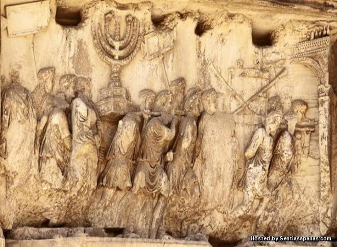 Pemberontakan Yahudi Yang Mengorbankan Sejuta Nyawa