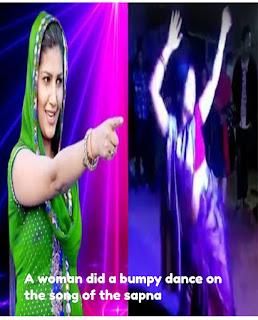 Saint choudhry dance. Sapna choudhry songs.