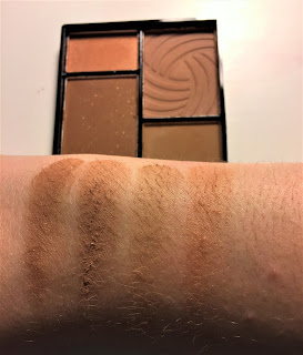 The Color Workshop Fashion Palace bronzer swatch