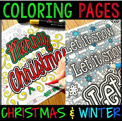 Christmas and Holiday Coloring Pages  www.traceeorman.com