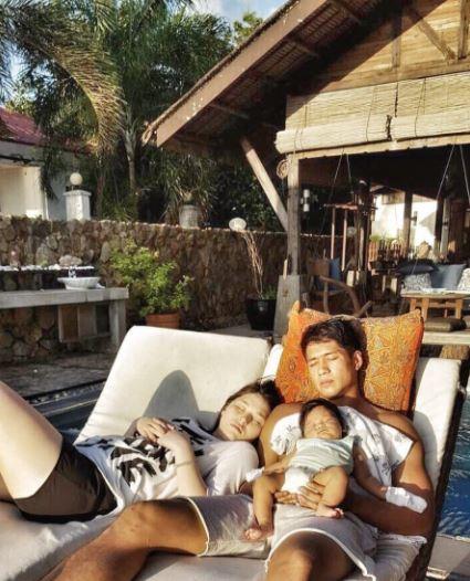 Aljur Abrenica At Kylie Padilla Proud Na Proud Na Ipinakita Ang Kanilang Bahay Kung Saan Nila Inaalagaan Si Baby Alas!