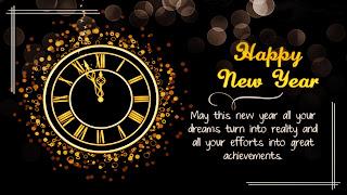Kumpulan Ucapan Gambar Selamat Tahun Baru 2018 Happy New Year